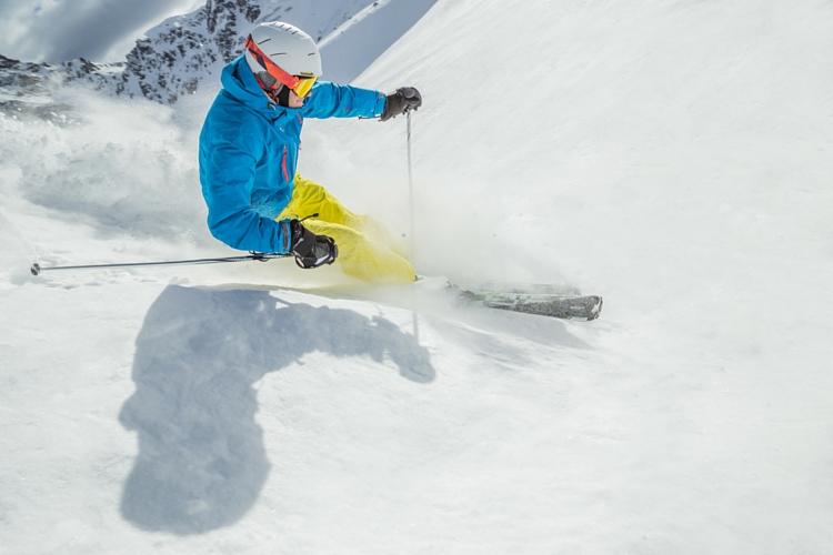 Povinná výbava pre lyžiara